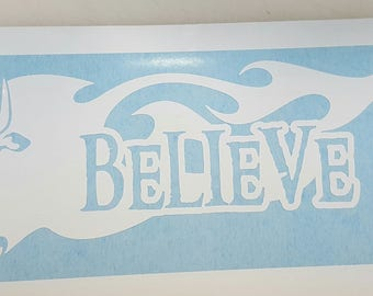American Gods Vinyl Graphic Decal - Believe