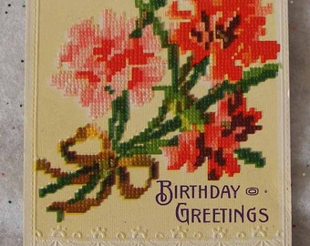 Vintage Flowers Birthday Cards ~ Free birthday card apps beautiful vintage happy birthday summer