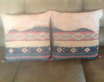Pendleton pillow cover