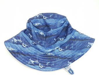kids summer hat,boys bucket hat,baby sun protection,boys beach hat,denim hat,boys sailor swimwear,kids sun hats,kids swimwear,waterproof hat
