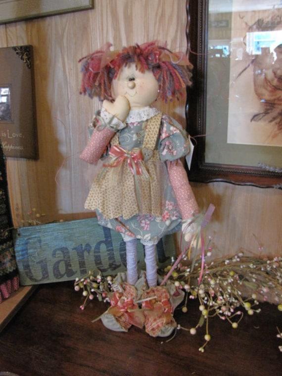 """Pattern: Katie - 22"""" Fairy"""