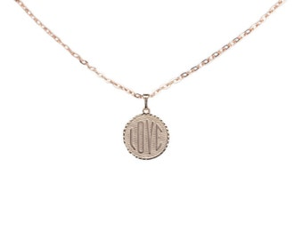 Rose Gold Love Necklace