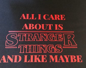 Stranger Things Shirt