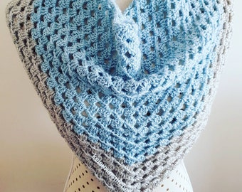 I am Ice Queen - Granny Scarf