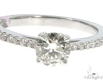 Diamond Engagement Ring 0.70ct