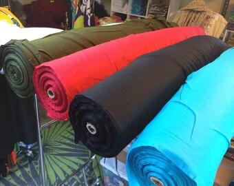 Rayon fabric by the yard SALE!!!