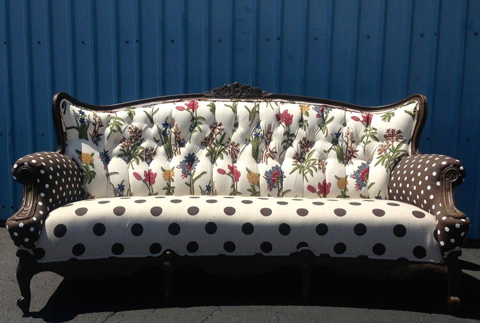 zoom - Vintage Sofa
