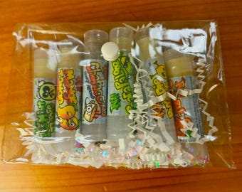 Natural Lip Balm Pack - 'Pucker Pack' - Teen Made in Chicago