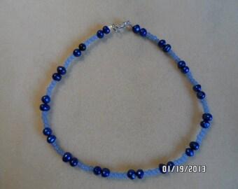 It's the Blues Necklace