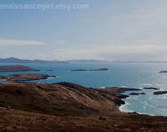 Ring Of Kerry / Ireland / Landscape Photography / HD Wallpaper {Digital Download}