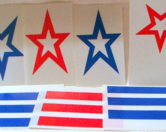 OH MY STARS  .....AND STRIPES - FREE W/TEN DOLLAR PURCHASE
