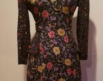 Carole Little Peasant Dress