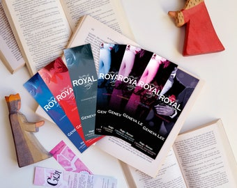Bookmark: Royal Saga