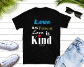 Love Is Patient Love is K...