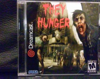 They Hunger Sega Dreamcast