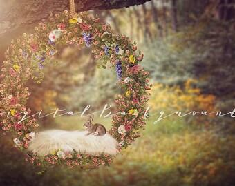 Flower Swing