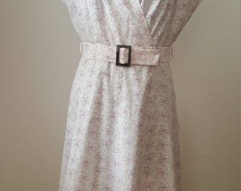 1940s Reproduction Swing Dress