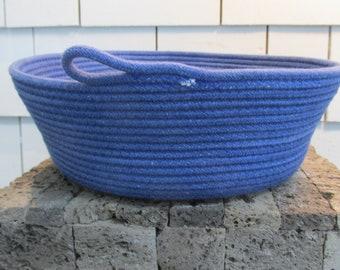 Iris Handmade Rope Bowl