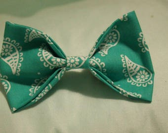 Paisly | Pet Bow tie