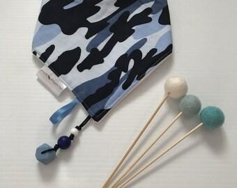 Dangle Dribble Bib - Blue Army