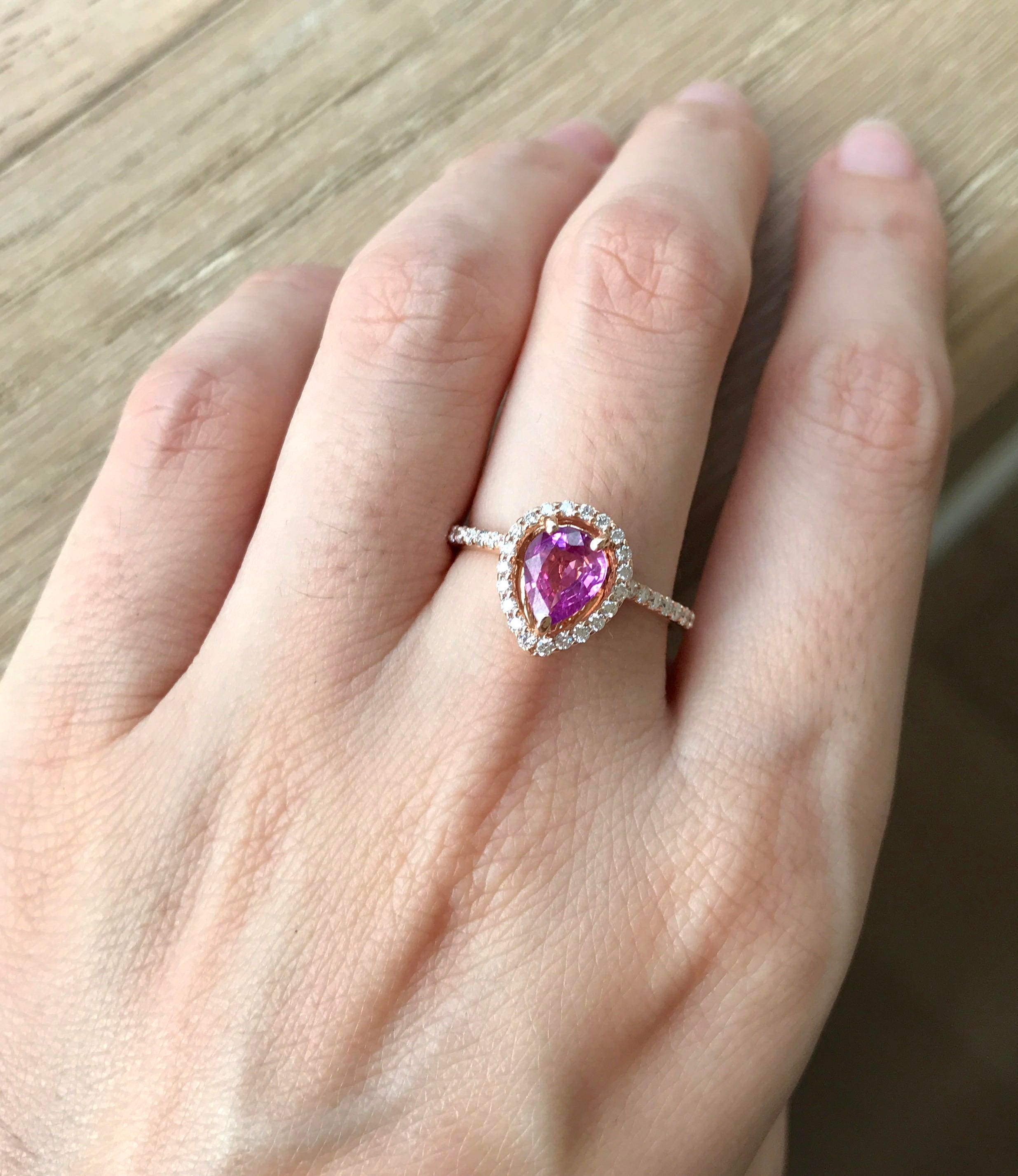 forevermark rings ring collections colored engagement pink diamonds lugaro diamond fancy stone