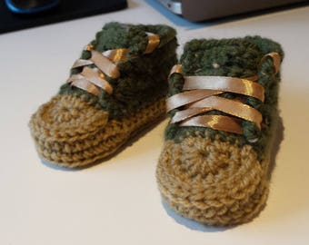 New Hand Knitted Crochet Baby Booties, Shoes, Gifts