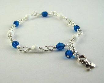 Teen Cancer Awareness Bracelet
