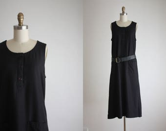 black field dress