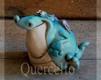 Baby Dragon Pluck