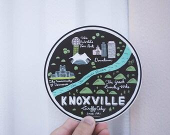 Knoxville Sticker