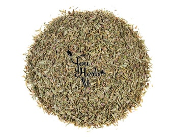 Greek Thyme Dried Leaves  - Buy Any 2x50g Get 1x50g Free!