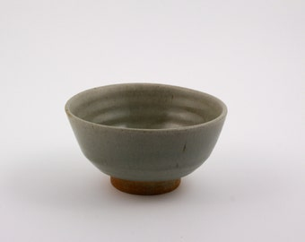 Handmade Wood-Fired Pottery Bowl for Soup, Cereal, or Ice Cream