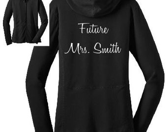 FUTURE MRS... Beach Hoody