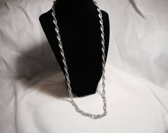 Spiral Weave Necklace
