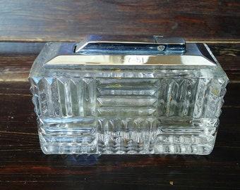 Colibri Crystal West Germany Lighter