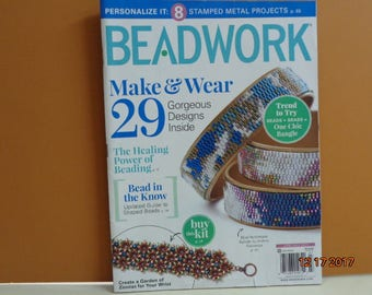 Beadwork    June july  2017