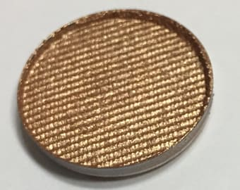 SUN KISSED - Pressed Eyeshadow Pigment - Shimmer Bronze Gold