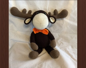 Monty the Moose