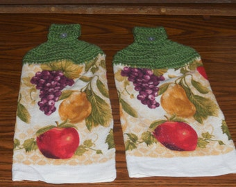 Hanging Kitchen towels