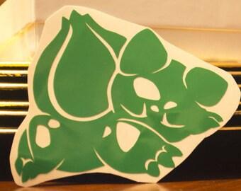 Sleeping Bulbasaur (Sleep Tight Series Sticker)