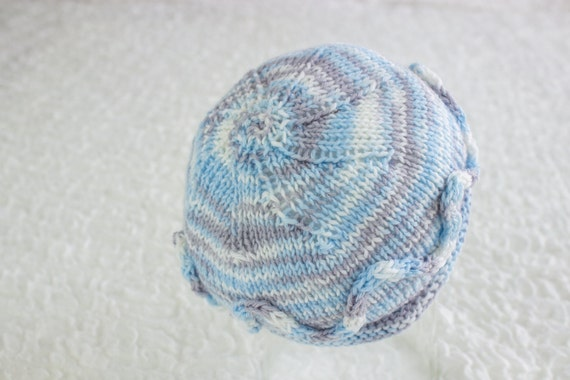 Free Knitting Pattern Simple Newborn Beanie Newborn Hat