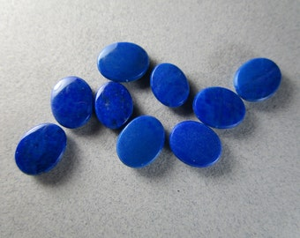 Lapis Cabochons / Price for One Lapis Cab / Lapis Lazuli from Afghanistan