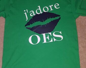 Jadore OES tshirt
