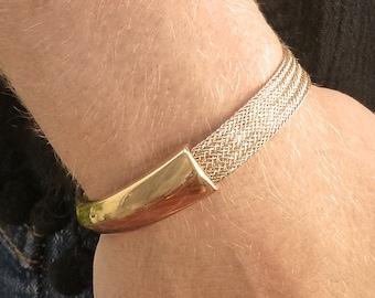 Leather Bracelets Modern Jewelry Vegan Jewelry by siriousdesign