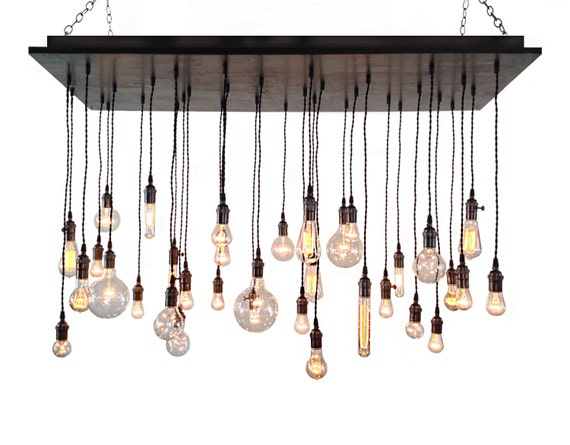 the industrial lighting fixture rustic light goods with chandelier original cage products vintage lamp insulator