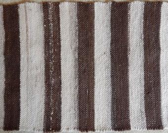 SALE! SALE! SALE! Alpaca Rug, Handwoven Rug, Handmade, Entryway Rug, Bathroom Rug, Bedroom Rug, Kitchen Rug