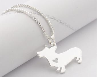 Cogi necklaces for corgi lovers~~