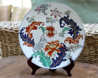 Chinese Hand Painted Plate