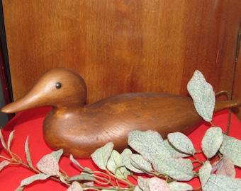Vintage Ceramic Duck
