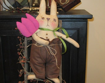 Bunny Decoration - Easter Decoration - Spring Decoration